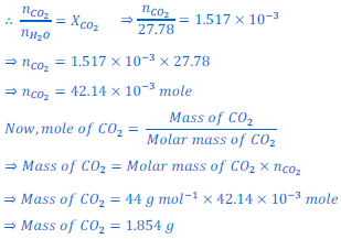 Solutions class 12 chemistry - NCERT In Text Solution43