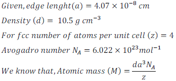 class 12 solid state ncert exercise solution10