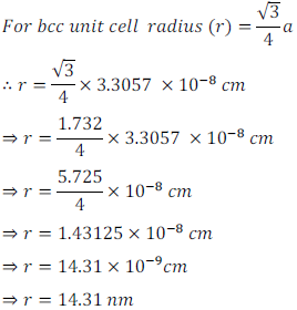 class 12 solid state ncert exercise solution17