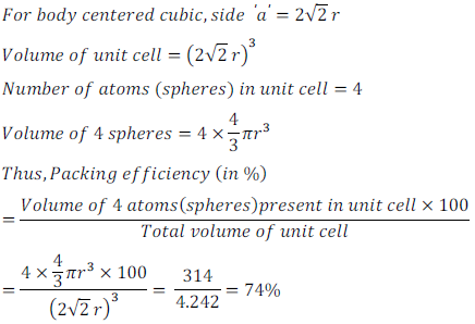 class 12 solid state ncert exercise solution9