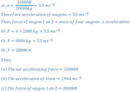 Newtons Law of Motion 4