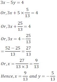 class ten math cbse - Pair of Linear equations in two variables_16, exercise 3.4 - ncert solution