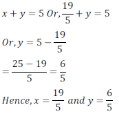 class ten math cbse - Pair of Linear equations in two variables_4, exercise 3.4 - ncert solution