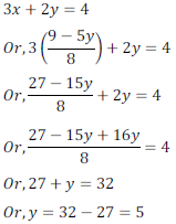 class ten math cbse - Pair of Linear equations in two variables_24, exercise 3.5 - ncert solution