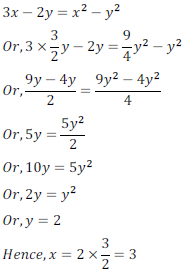 class ten math cbse - Pair of Linear equations in two variables_35, exercise 3.6 - ncert solution