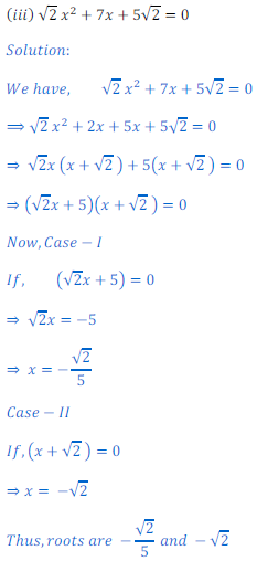 QuadraticEquation3