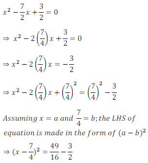 quadratic equation exercise 4.1_2
