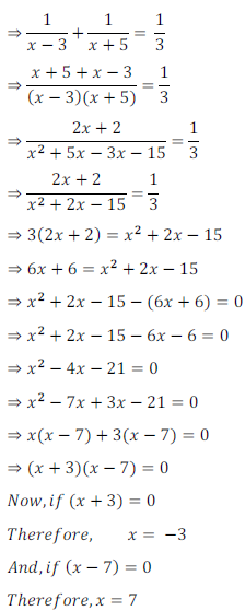 quadratic equation exercise 4.1_21