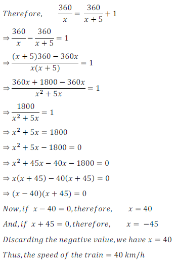 quadratic equation exercise 4.1_28