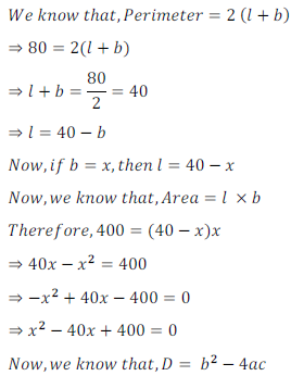 quadratic equation exercise 4.4_8