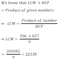 Find Hcf Questions